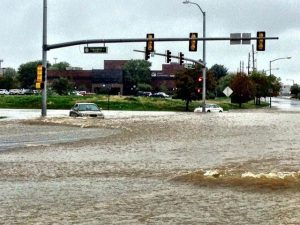 Picture of Alameda Flooding