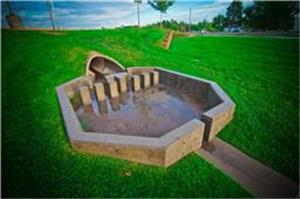 stormwater feature
