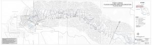 Pinery Creek Map