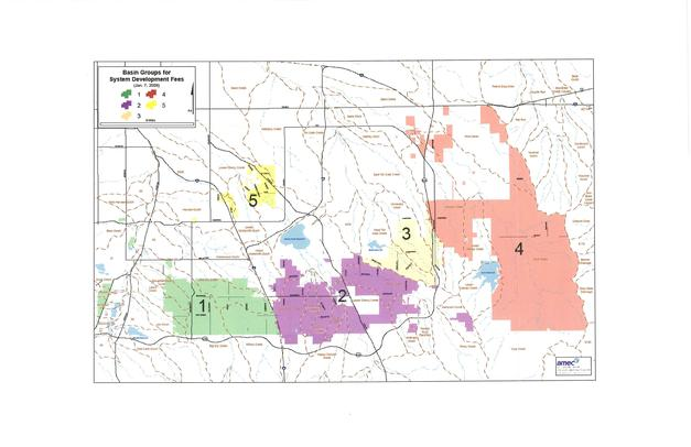 SDF Basin Map